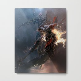 Evangelions legends Metal Print