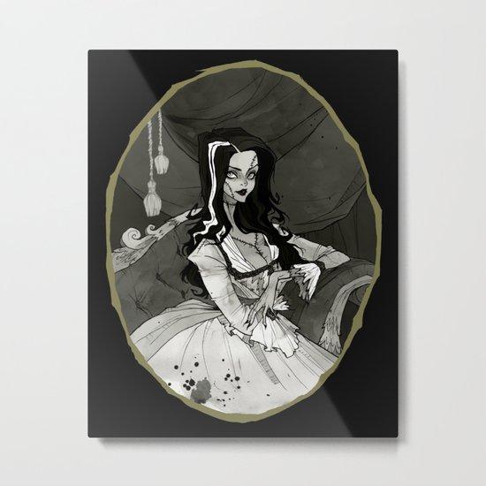 Bride of the Monster Metal Print