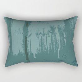 Baffled Sea Rectangular Pillow