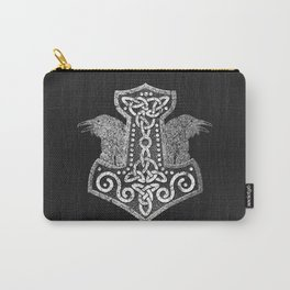 Mjolnir  - the hammer of Thor Carry-All Pouch