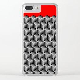 KUBIK Clear iPhone Case