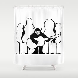 Play In Your World Shower Curtain