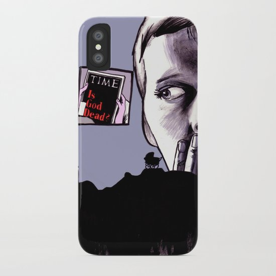 Rosemary's Baby iPhone Case