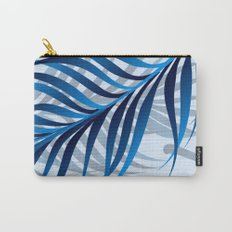 Blue Tropic Carry-All Pouch