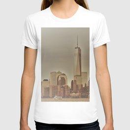 New York Harbor T-shirt