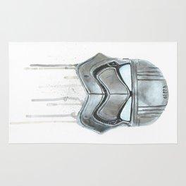 Captain Phasma - Empty Masks Rug