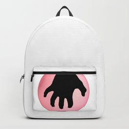 Halloween Hand Backpack