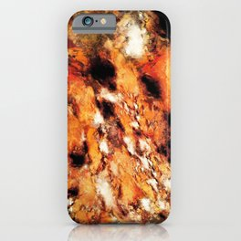 Hot switch iPhone Case