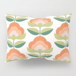 Sunshine Flowers Pillow Sham