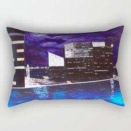 Singapore Romance Rectangular Pillow
