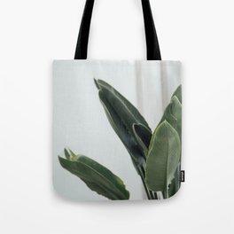 Botanical Leaves Tote Bag