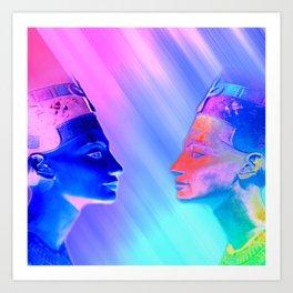 Zerox4 Art Print