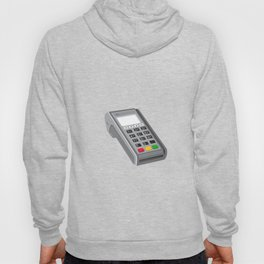Point of Sale POS Terminal Retro Hoody