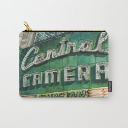 Central Camera Carry-All Pouch