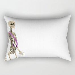 Beauty Queen Rectangular Pillow