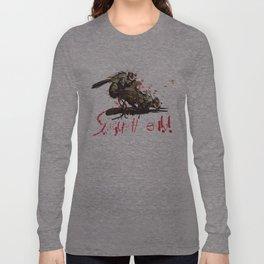 Squash em! Long Sleeve T-shirt