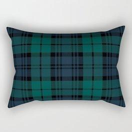 Love Tartán (2) - Black Watch Rectangular Pillow