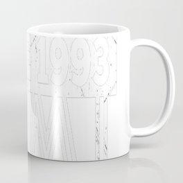 Twins-Since-1993---24th-Birthday-Gifts Coffee Mug