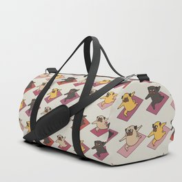Pugs Warrior Duffle Bag
