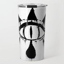 Sheikah Eye Travel Mug