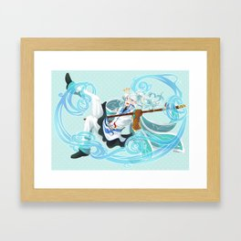 Epileo Framed Art Print