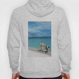 Whiteheaven Beach - Botero Hoody