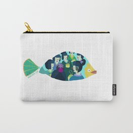 Geishas at sea Carry-All Pouch