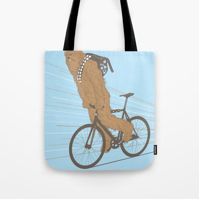 Chewbika Tote Bag