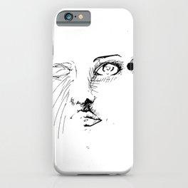 Partial iPhone Case