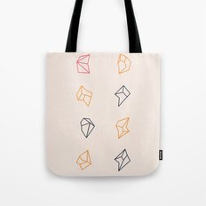 little fragments Tote Bag
