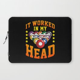 In My Head - Gift Laptop Sleeve