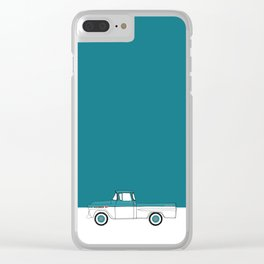 The 59 Clear iPhone Case