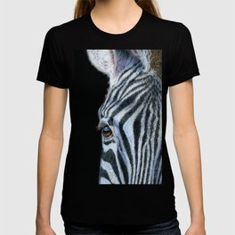 Zebra Detail T-shirt