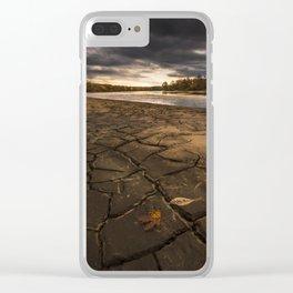 St. Croix River Clear iPhone Case