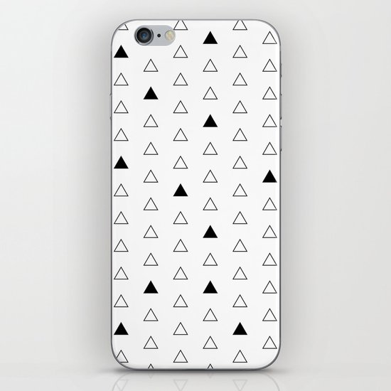 Little Triangles  iPhone & iPod Skin