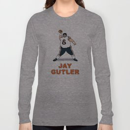 Jay Gutler Long Sleeve T-shirt