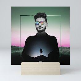 Mr Shades Mini Art Print