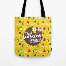That summer feeling Tote Bag