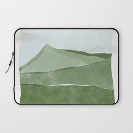 Sky and mountain Laptop Sleeve