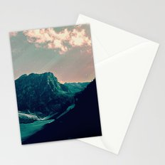 Mountain Call Stationery Cards
