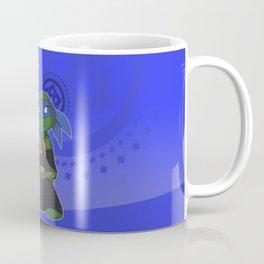 TMNT Chibi Leo Coffee Mug