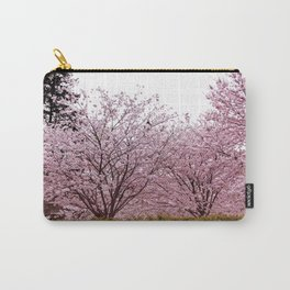 High Park Cherry Blossoms on May 11th, 2018. XI Carry-All Pouch