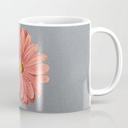 Flower and dew: Pink Flower Coffee Mug