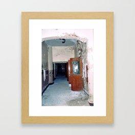 Everything Decays Framed Art Print