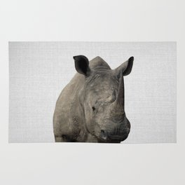 Rhino - Colorful Rug