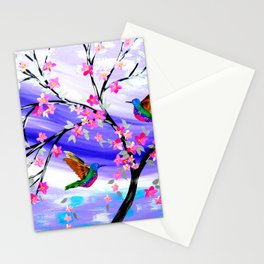 Mauve Dream Stationery Cards