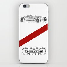 RennSport Speed Series: The Four Rings iPhone & iPod Skin
