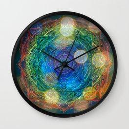 Dream Charka Wall Clock