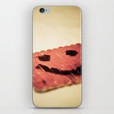 Kind Regards To You, My Victim. iPhone & iPod Skin