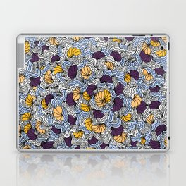 Being a Little Shellfish Laptop & iPad Skin